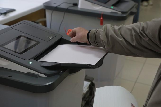 В Каскаре проголосовал муфтий Тюменской области