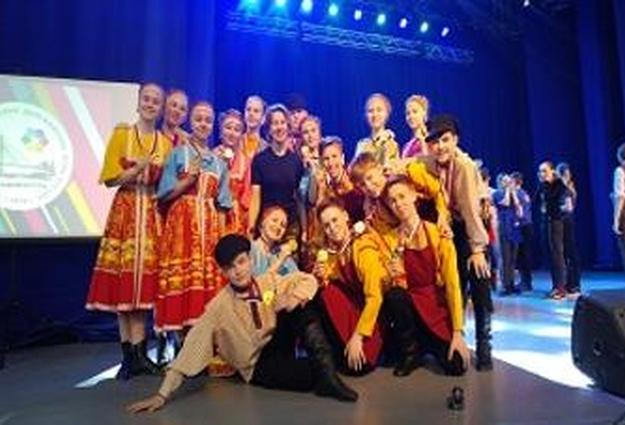 Тюменцы стали призерами молодежных Дельфийских игр