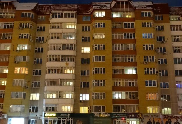 Программа попереселению изаварийного жилья вТюменской области выполнена на93%