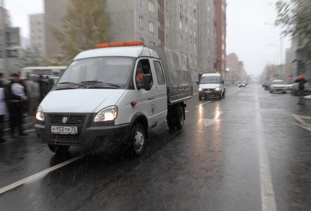 Открыто движение поулицам Комсомольской иСвердлова вТюмени