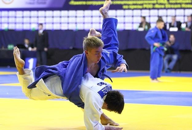 Гамзатханов - бронзовый призер Кубка Европы по дзюдо