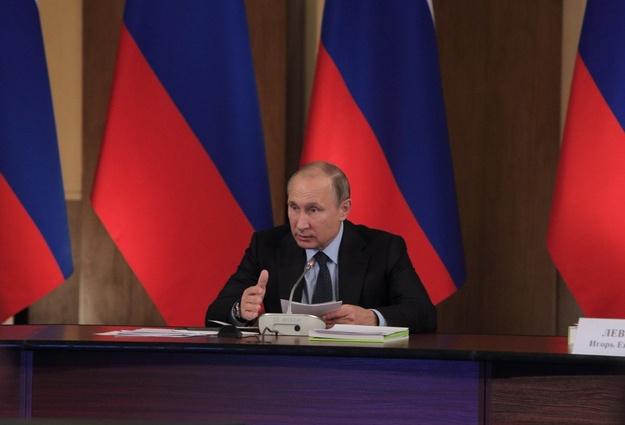 Владимир Путин призвал отстающие регионы равняться налидеров