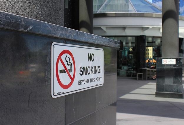 В Российской Федерации каждый пятый выкуривает пачку сигарет вдень