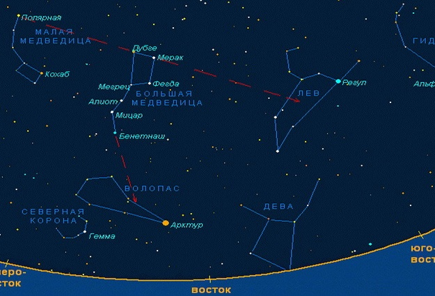 Планетарий: полная луна помешает увидеть звёздный дождь