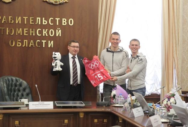Российский  лыжник Денис Спицов был шокирован встречей ваэропорту