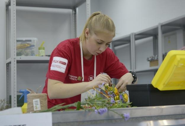 ВТюмени проходит Vоткрытый региональный чемпионат WorldSkills Russia