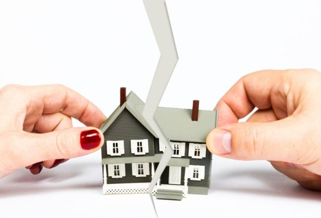 раздел имущества после развода дача