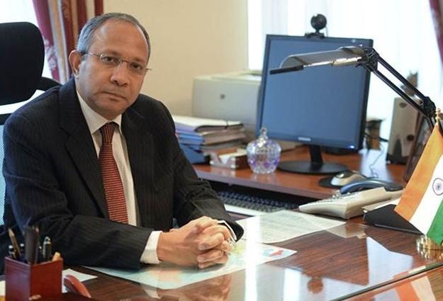 Посол Индии вРФ впечатлен строительством Тюмени