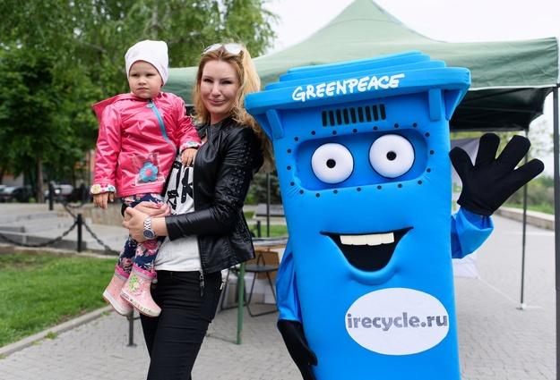 Наследующей неделе Гринпис привезет вПермь выставку «Ноль отходов»