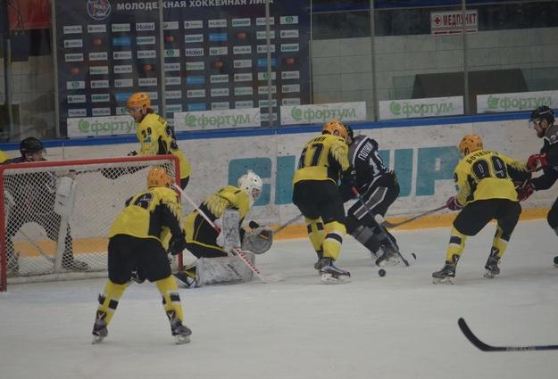 «Молот-Прикамье» одержал победу казанский «Барс» ивышел вплей-офф Кубка Петрова