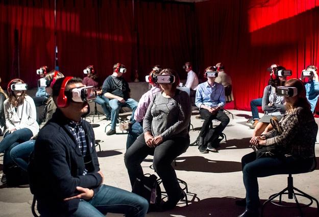 Тюменский VR-спектакль претендует напопадание влонг-лист «Золотой Маски»