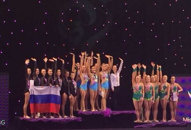 Украинка Ризатдинова вызвала фурор натурнире Miss Valentine