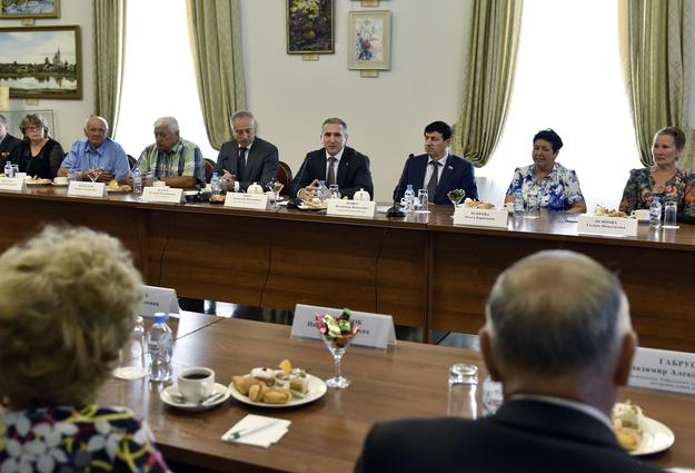 Александр Моор поддержит идеи тоболяков, направленные наразвитие города