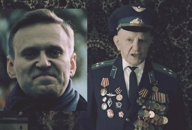 Image result for ветеран Навальный