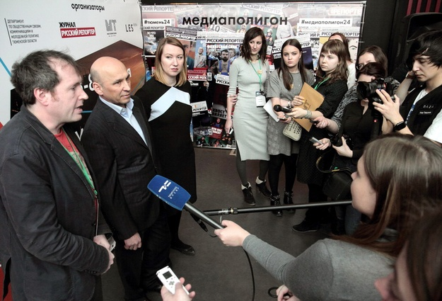 ВТюмени стартует всероссийский «Медиаполигон». Онлайн-лекции могут посмотреть все желающие
