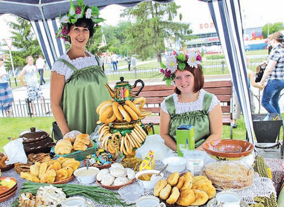 Татарские праздники ноябрь