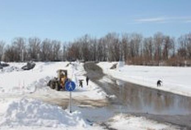 ВТюменской области закрываются ледовые переправы