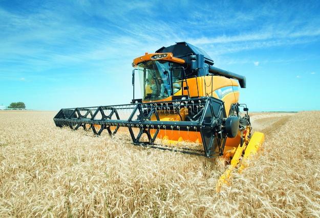 Ишимские аграрии завершили уборку зерновых