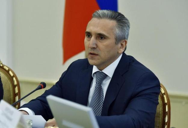 Александр Моор прибыл срабочим визитом вХМАО— Югру
