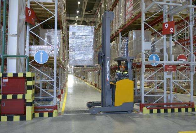 X5 Retail открыла под Тюменью распредхаб за1,5 млрд руб.