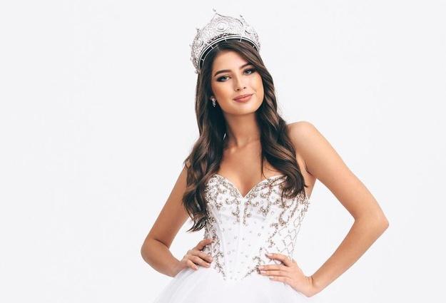 Перизат Расулбек кызы несмогла одолеть наконкурсе «Мисс мира-2016»