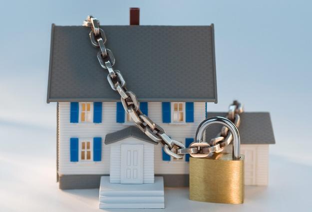 как снять обременение с недвижимости