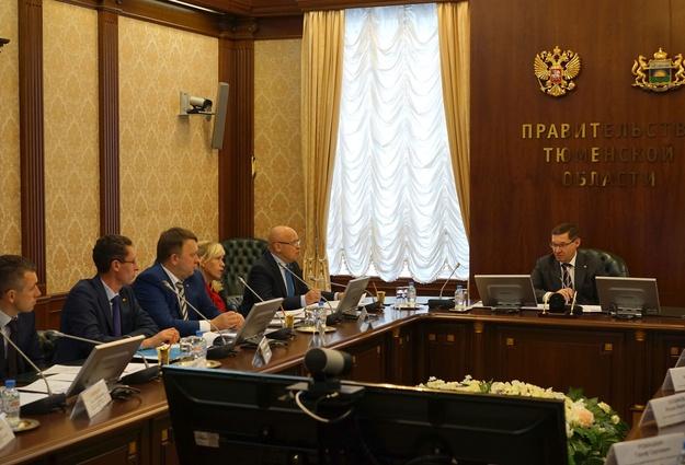 ВТюменской области обсудили вопросы жилищного строительства