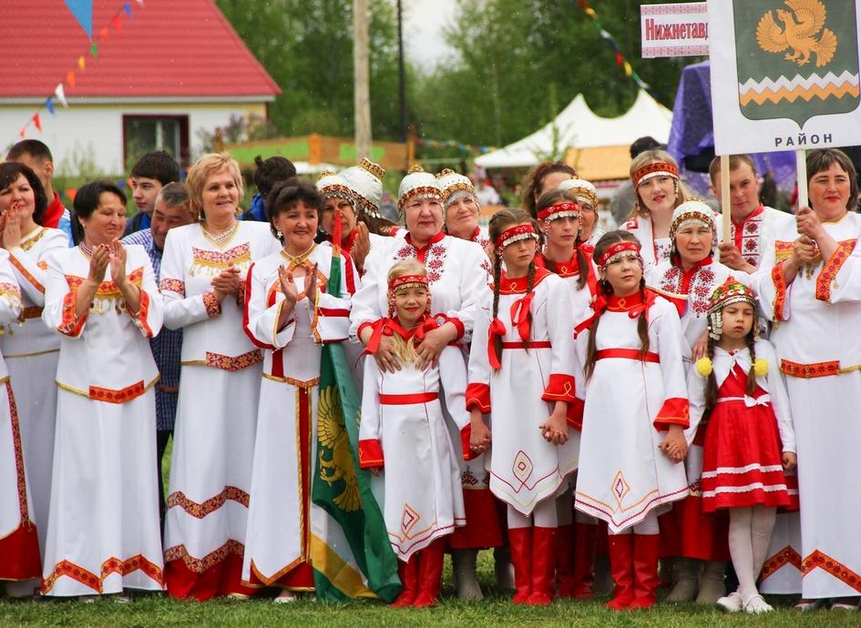 Тюменские чуваши фото