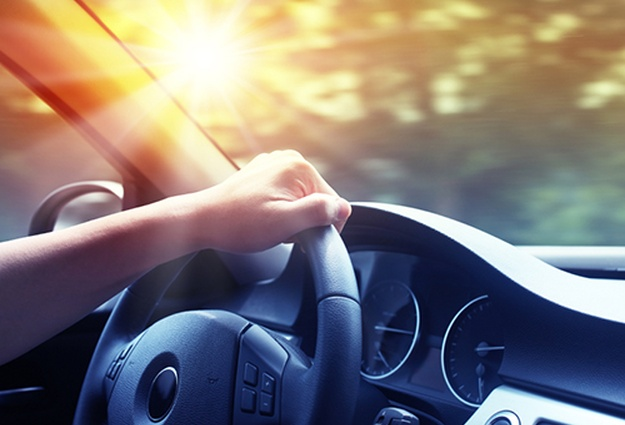 ГИБДД Тюмени проводит занятия для водителей-дачников