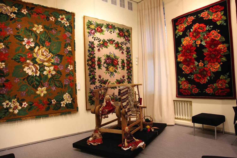 ткачество тюменских ковров картинки показал хороших