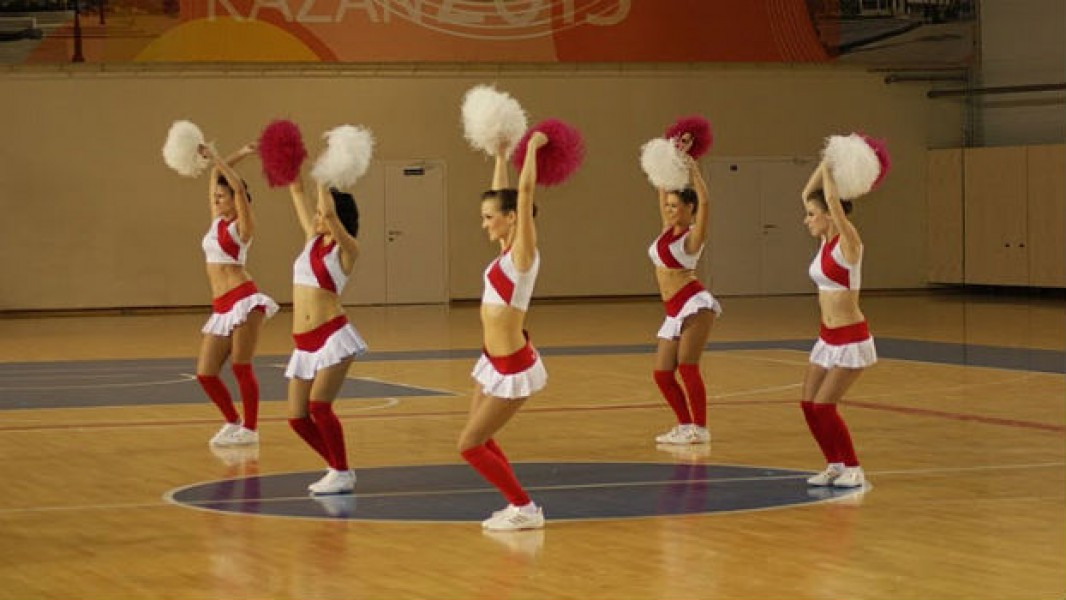 an analysis of the cheerleading activities and profession