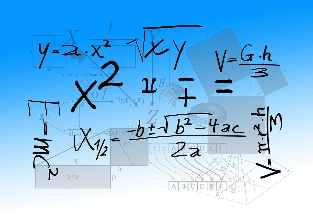 mathematics and formula
