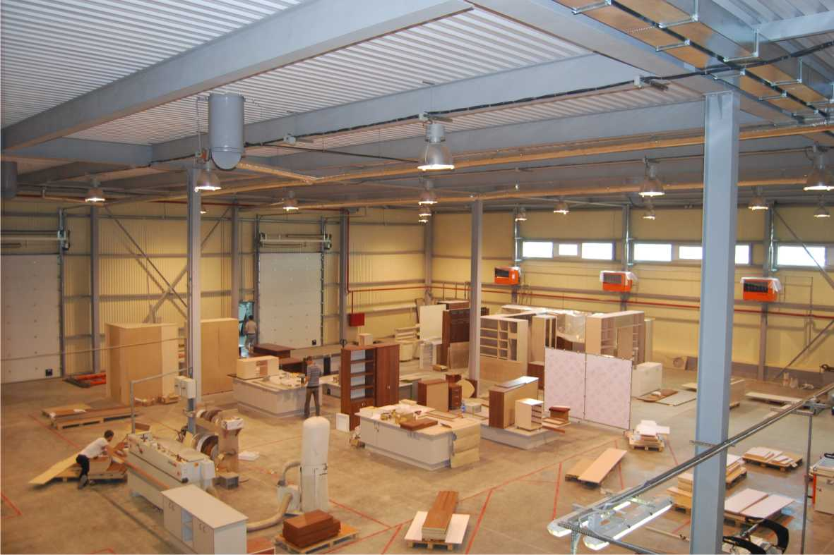 В следующем году в ишиме откроется мебельная фабрика.