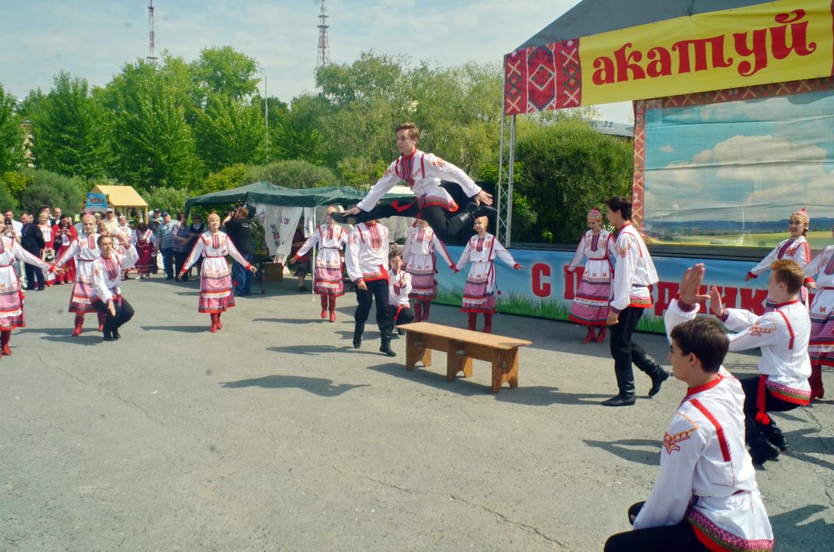 Особенности этнического развития чувашей Западной Сибири