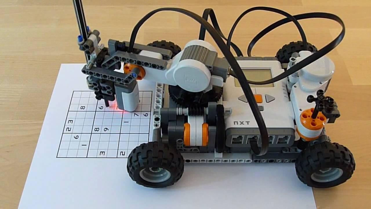 Как сделать движущегося робота 492