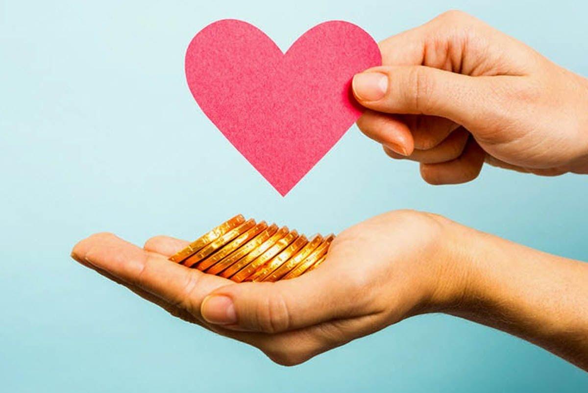 Любовь и деньги в картинках