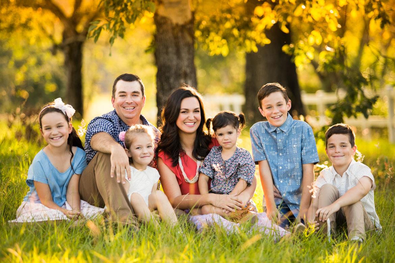 фото моя многодетная семья вперед заветной цели