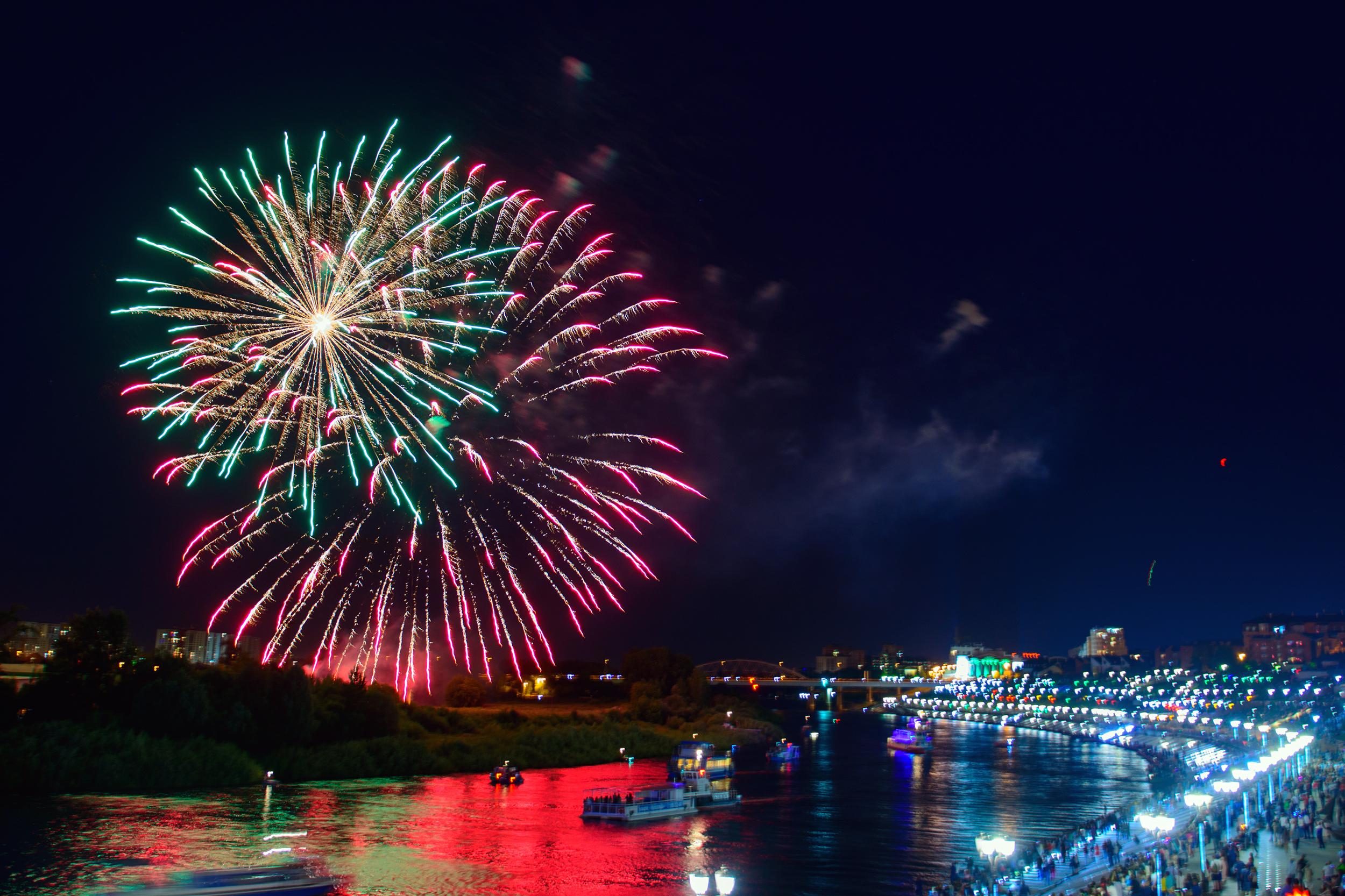 День города в Тюмени 2018 поздравления, стихи, смс 14